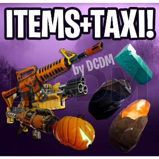 I will give u GUNS/MATS plus TAXI you to twine peaks!