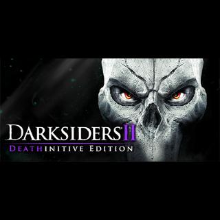 Darksiders II Deathinitive Edition - Steam