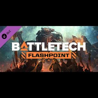 DLC - BATTLETECH Flashpoint - Steam