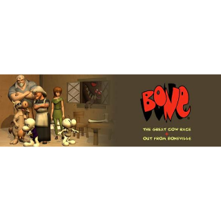 Bone - Episode 1 & 2 (The Great Cow Race & Out from Boneville) - Steam