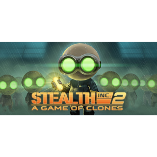 Stealth Inc 2: A Game of Clones - Steam