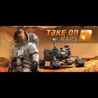 Take on Mars - Steam