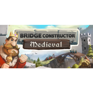 Bridge Constructor Medieval - Steam