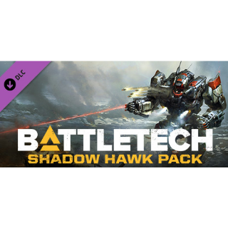 DLC - BATTLETECH - Shadow Hawk Pack - Steam