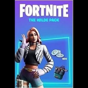 The Wilde Starter Pack +600 Vbucks Fortnite -  Code Digital Turkey Xbox One