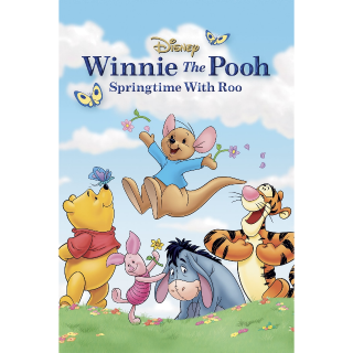 Winnie the Pooh: Springtime with Roo HD Google Play