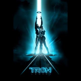 TRON: Legacy HD: MA, iTunes, Vudu, Fangangonow