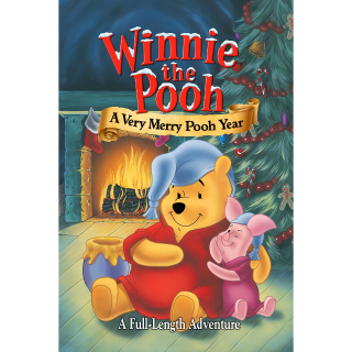 Winnie the Pooh: A Very Merry Pooh Year HD Google Play