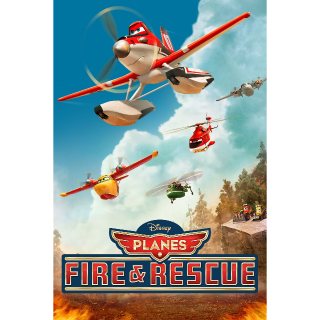 Planes: Fire & Rescue HD Google Play