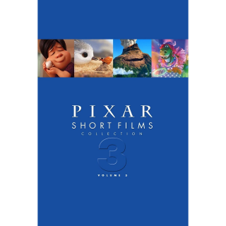 Pixar Short Films Collection: Volume 3 (Google Play)