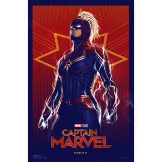 Captain Marvel 4K / UHD MoviesAnywhere