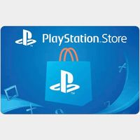 €50.00 PlayStation Store Euro Europe 50€