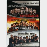 The Expendables 1,2&3 Vudu