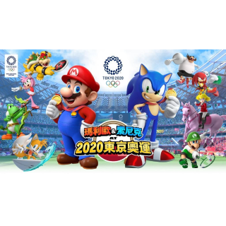 Mario & Sonic at the Olympic Games Tokyo 2020 Nintendo Nintendo Switch Key Hong Kong