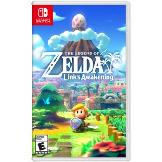 The Legend of Zelda: Link's Awakening Digital Code USA