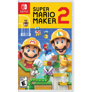Super Mario Maker 2 Key USA