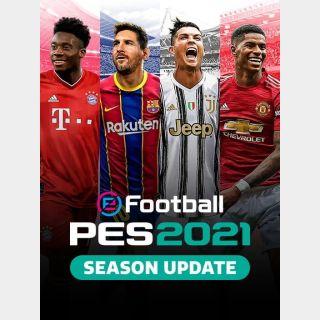eFootball PES 2021 Season Update - Standard Edition