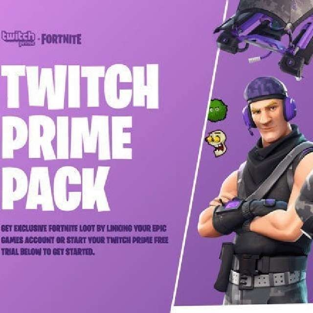 FORTNITE⚒️ Twitch Prime Pack - Other - Gameflip