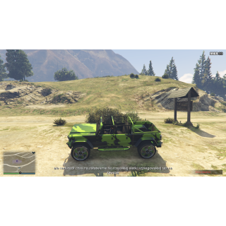 I will do with you mission for 1milion GTA$ in GTA Online