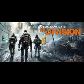 The Division + Survival Uplay EU