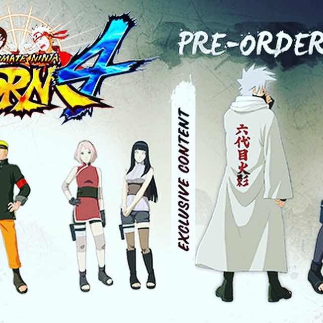 Naruto Shippuden Ultimate Ninja Storm 4(DLC) XB1 - Other - Gameflip