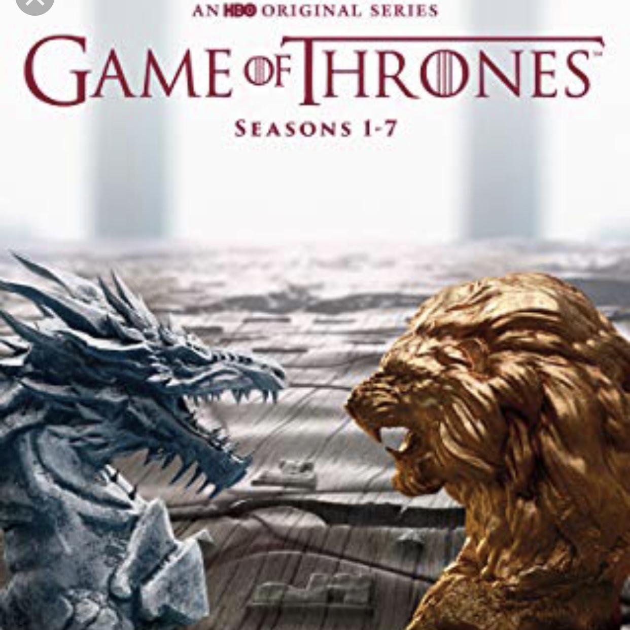 itunes game of thrones