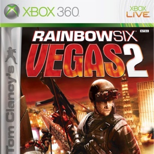 Tom Clancy's Rainbow Six Vegas 2 (Xbox 360 & Xbox one)