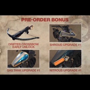 Days Gone Pre-Order Bonus DLC