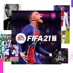 FIFA 21 PS4 with Free PS5 Upgrade