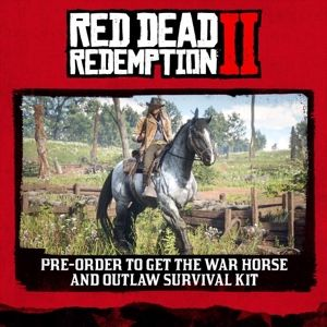 Red Dead Redemption 2: Pre-order Bonus