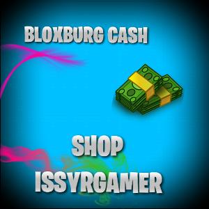 Other   100K Bloxburg Cash
