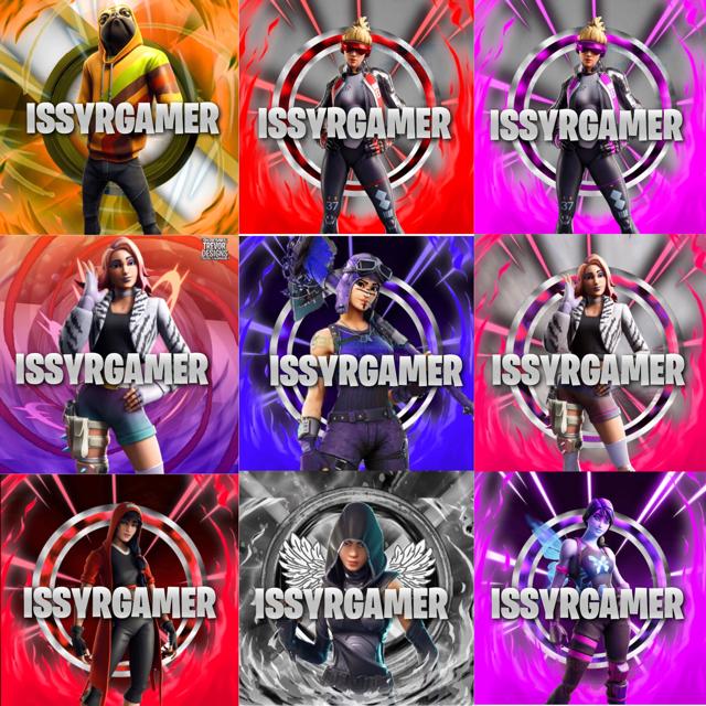 Code | ✔️ Fortnite Custom logo - In-Game Items - Gameflip