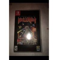The Badass from Hell Hellmut (GameStop Exclusive) Nintendo Switch