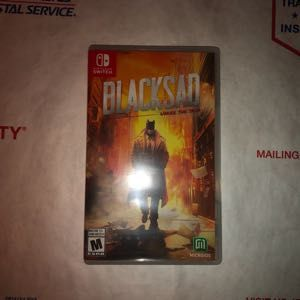 Blacksad: Under The Skin - Nintendo Switch