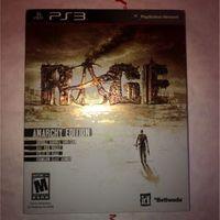 Rage Anarchy Edition - PlayStation 3 (w/ Slipcover)