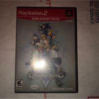 Kingdom Hearts 2 - PS2