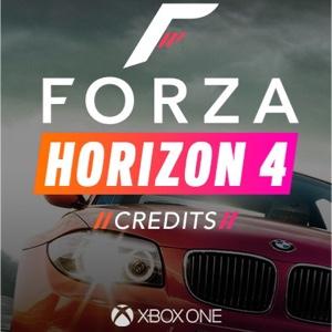 30 mill credits Forza Horizon 4