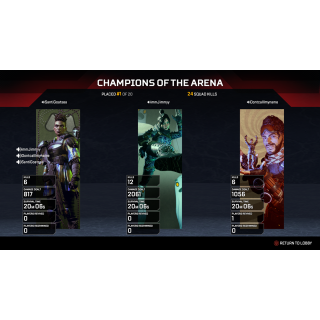 I will Get you a win in Apex Legends (XBOX)