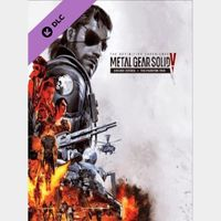 METAL GEAR SOLID V: The Definitive Experience DLC PC/STEAM GLOBAL INSTANT DELIVERY!