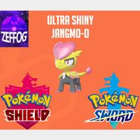 JANGMO-O | ULTRA SHINY 6IV BATTLE-READY!