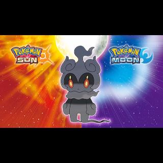 6IV Event Marshadow! Pokemon Sun & Moon!