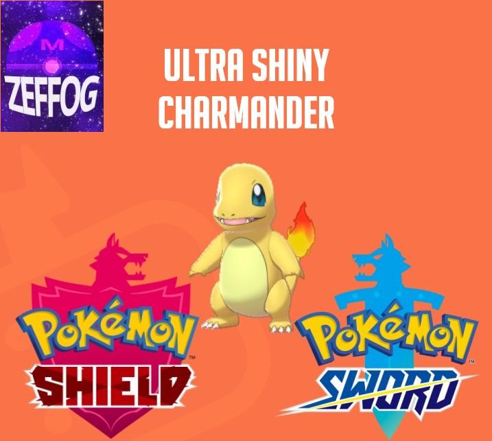 CHARMANDER | ULTRA SHINY 6IV BATTLE-READY!