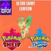 LEAFEON   ULTRA SHINY 6IV BATTLE-READY!