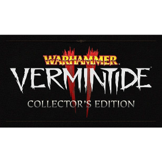 Warhammer: Vermintide 2 - Collector's Edition PC/STEAM GLOBAL INSTANT DELIVERY!