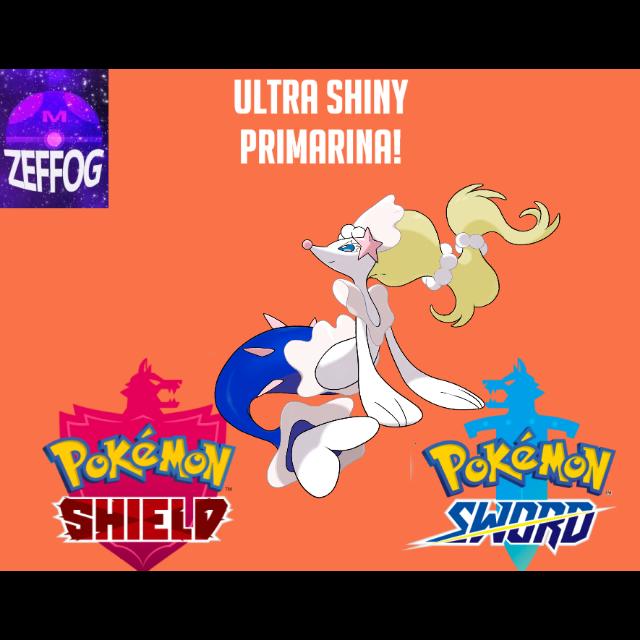 PRIMARINA | ULTRA SHINY 6IV BATTLE-READY!
