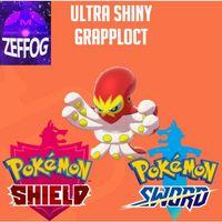 GRAPPLOCT | ULTRA SHINY 6IV BATTLE-READY!
