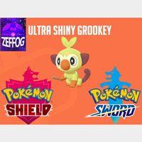 GROOKEY | ULTRA SHINY 6IV BATTLE-READY!