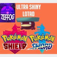 LOTAD | ULTRA SHINY 6IV BATTLE-READY!