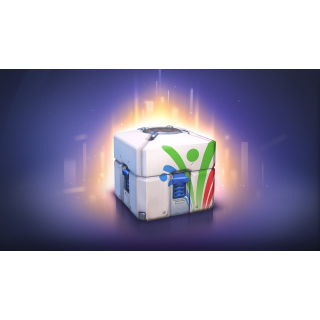 2x Overwatch Lootboxes INSTANT DELIVERY