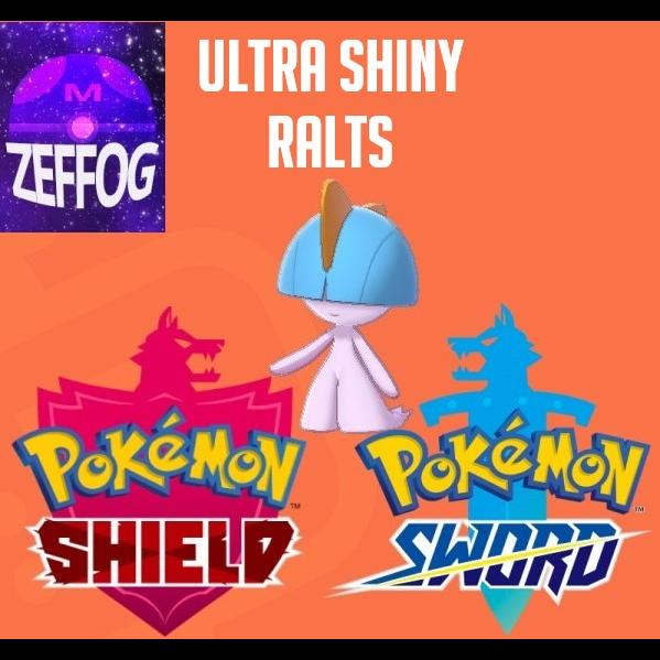 RALTS | ULTRA SHINY 6IV BATTLE-READY!